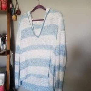 Gilly Hicks Hooded Sweater